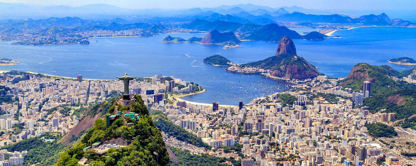 Vuelos Baratos a Rio de Janeiro desde Buenos Aires por ARS 7.024 finales