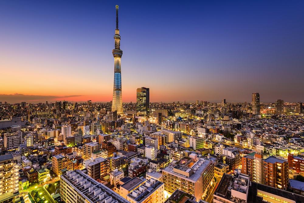 Vuelos baratos a Tokio, Japón desde Buenos Aires por ARS 27.770 finales