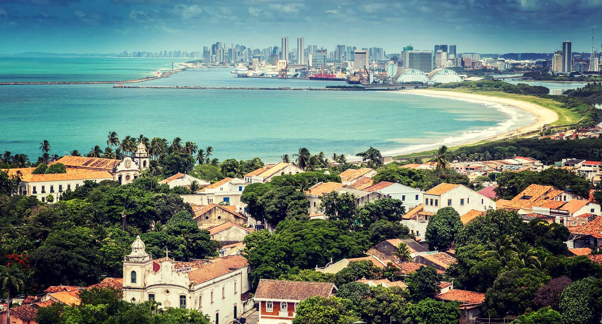 Vuelos baratos a Recife desde Buenos Aires por ARS 10.212 finales