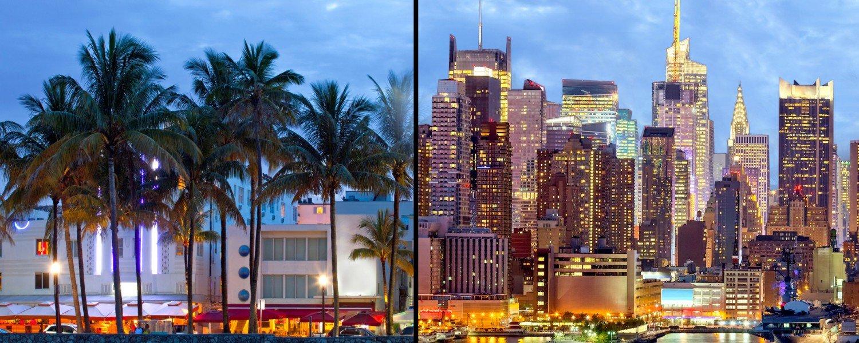 Vuelos baratos a Nueva York + Miami desde Buenos Aires por ARS 22.235 finales