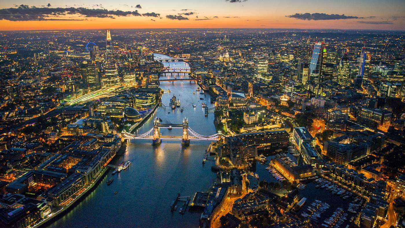 Vuelos baratos a Londres desde Buenos Aires por ARS 24.942 finales