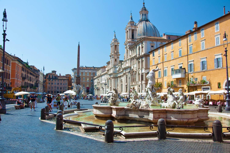 Vuelos baratos a Roma desde Buenos Aires en 12 cuotas sin interés