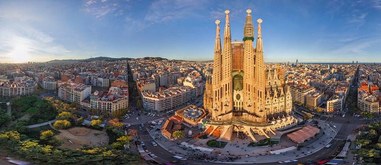 Vuelos baratos a Barcelona desde Buenos Aires por ARS 24.072 finales