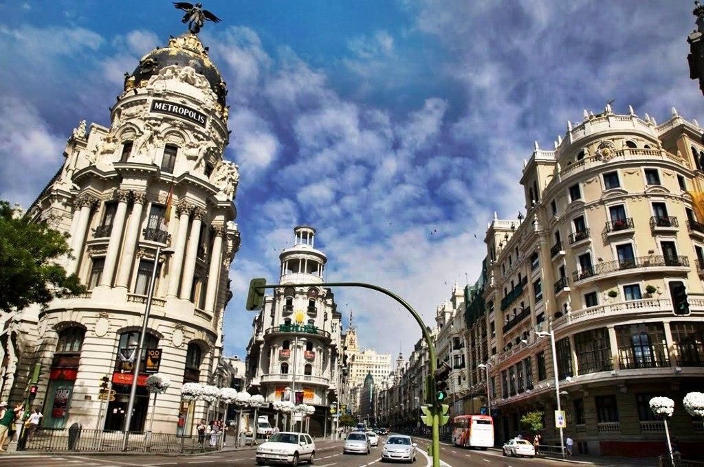 Vuelos baratos a Madrid desde Buenos Aires durante Marzo y Junio 2019