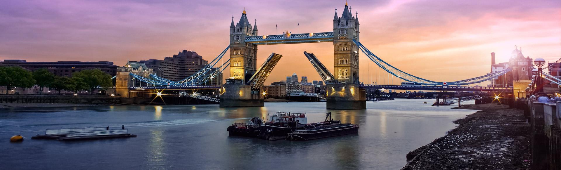 Vuelos baratos a Londres con regreso desde Barcelona por ARS 24.692 finales