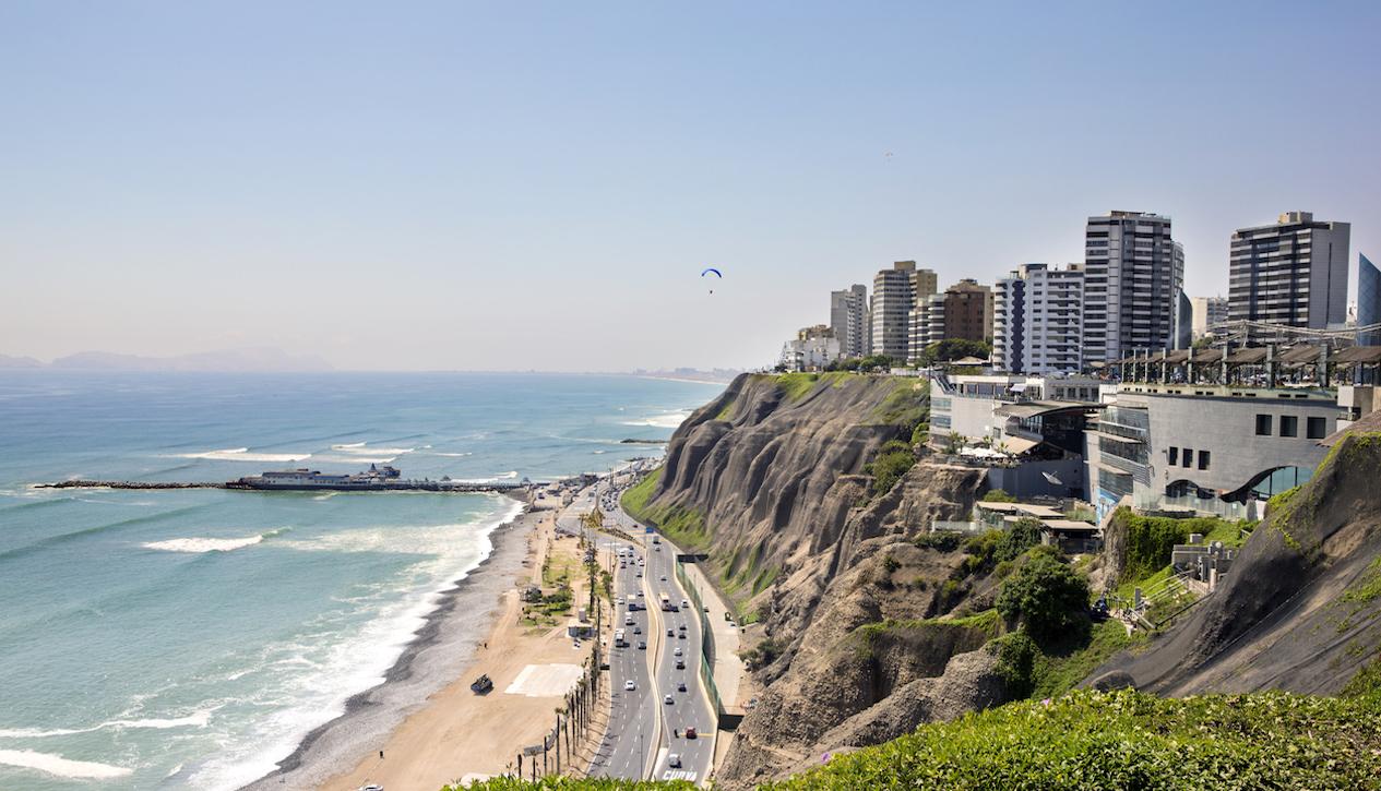 Vuelos baratos a Lima desde Buenos Aires por ARS 7.843 finales
