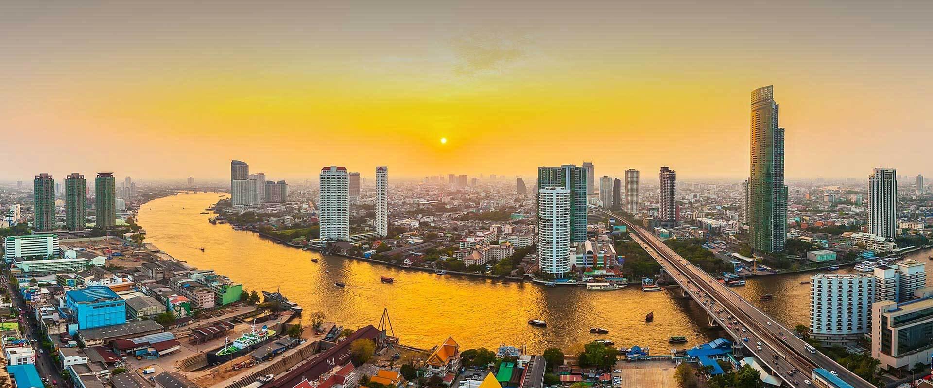 Vuelos baratos a Bangkok desde Buenos Aires por ARS 40.491 finales