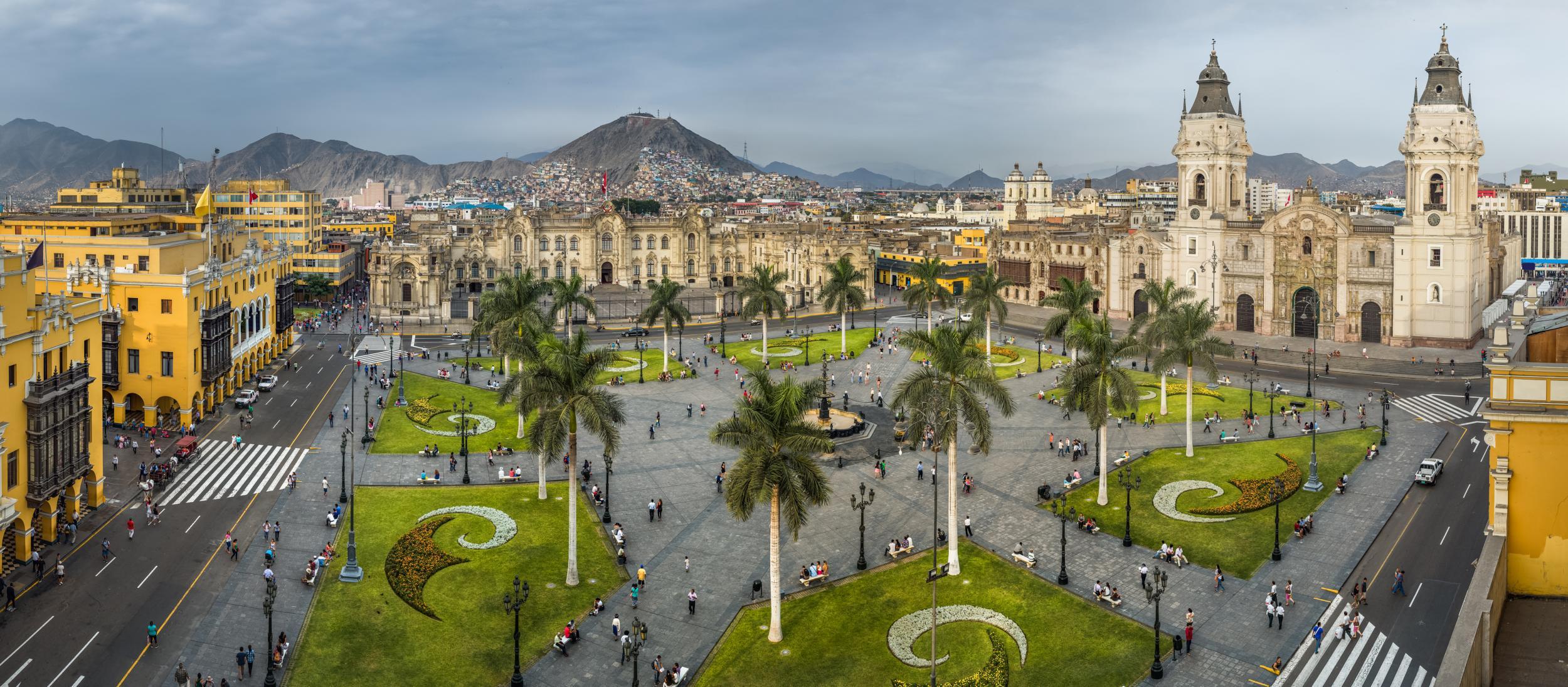 Vuelos baratos a Lima desde Buenos Aires por ARS 7.601 finales