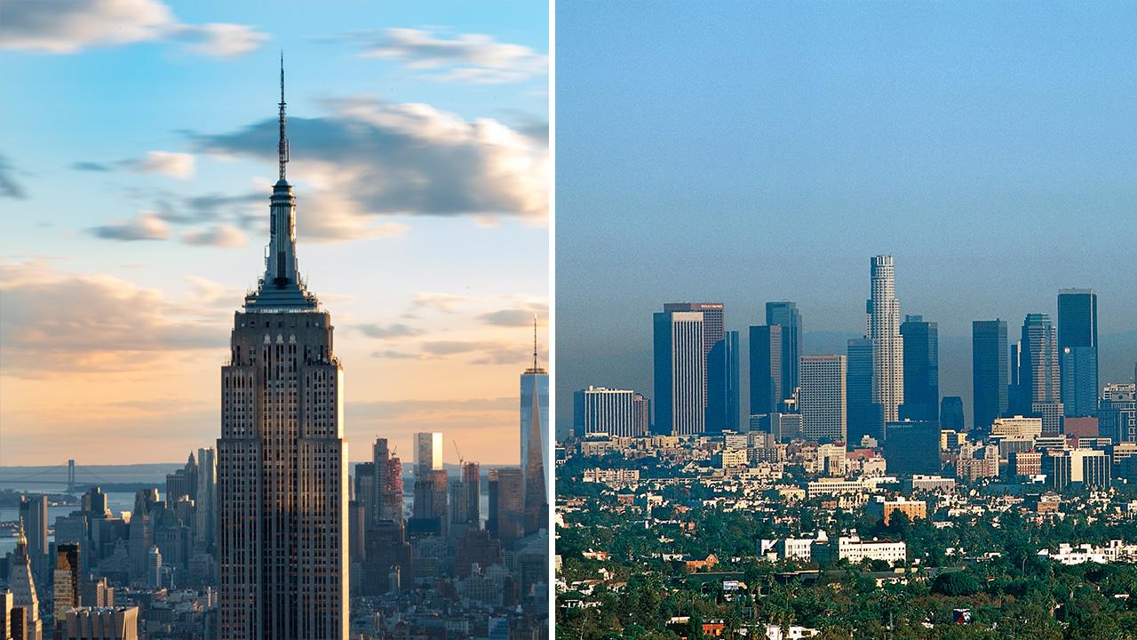 Vuelos baratos a Nueva York + Los Angeles por ARS 23.461 finales y cuotas sin interés!